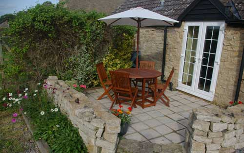Self-catering cottage near Bath